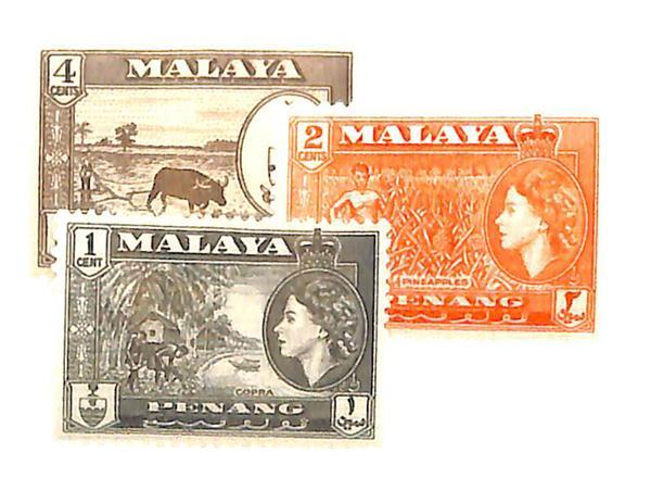 1957-60 Malaya Penang