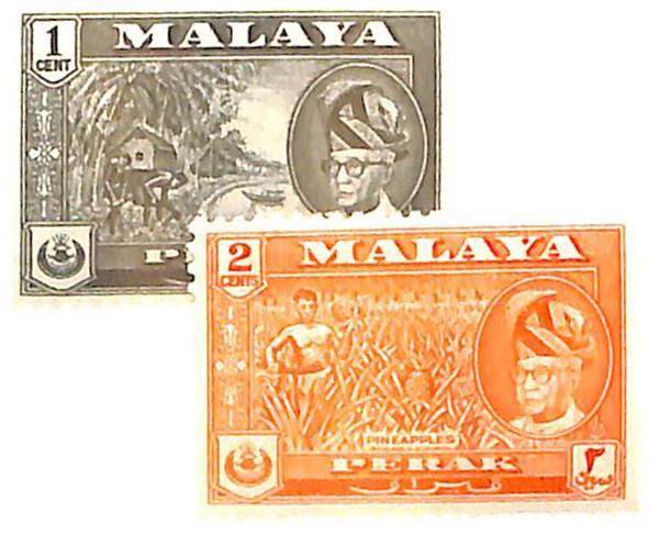1957 Malaya Perak