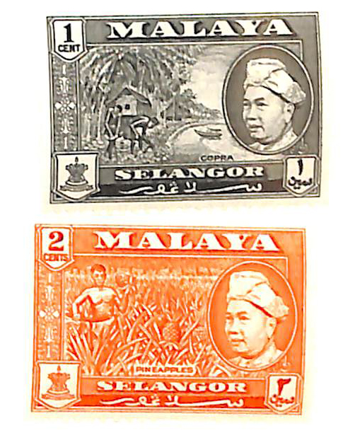 1957 Malaya Selangor