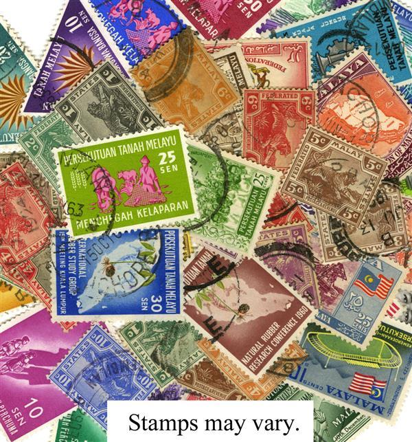 Malayan Federated States, 50v