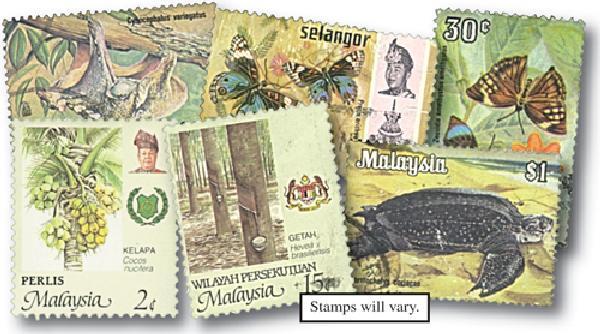 Malaysia, set of 100