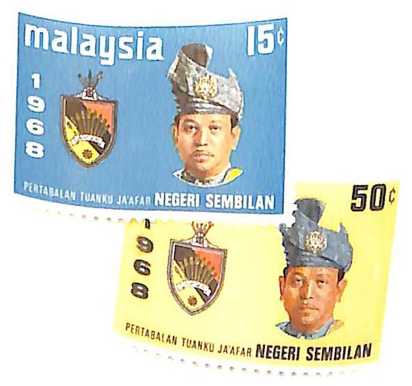 1968 Malaysia Negri Sembilan