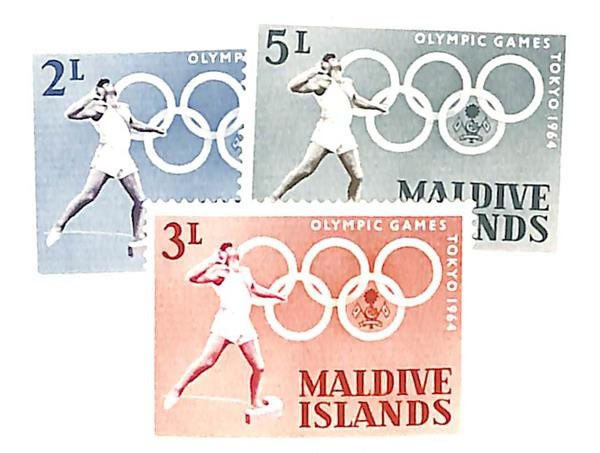 1964 Maldive Islands
