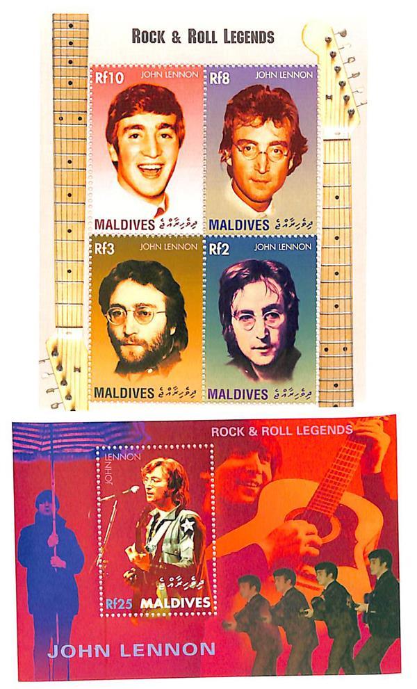 1995 Maldive Islands