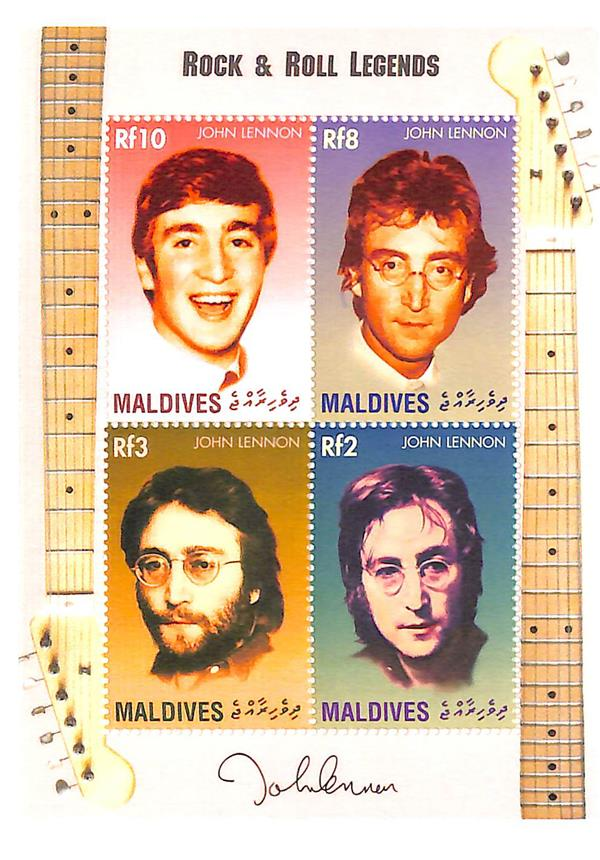1995 Maldive Islands