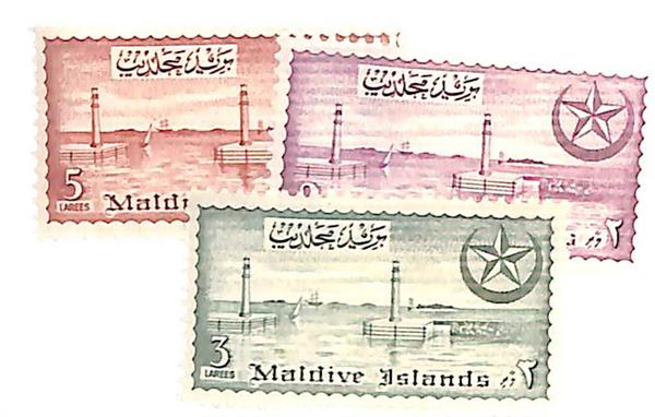 1956 Maldive Islands