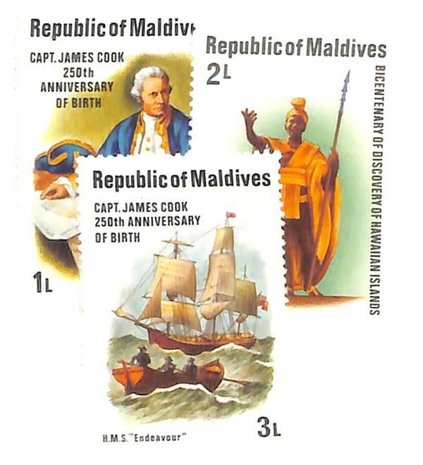 1978 Maldive Islands