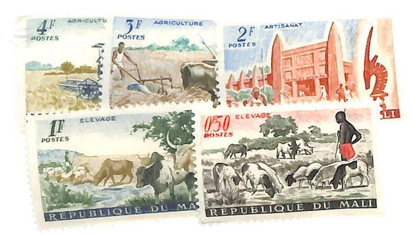 1961 Mali