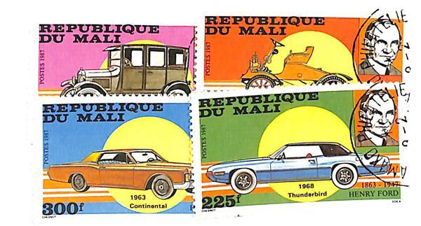 1987 Mali
