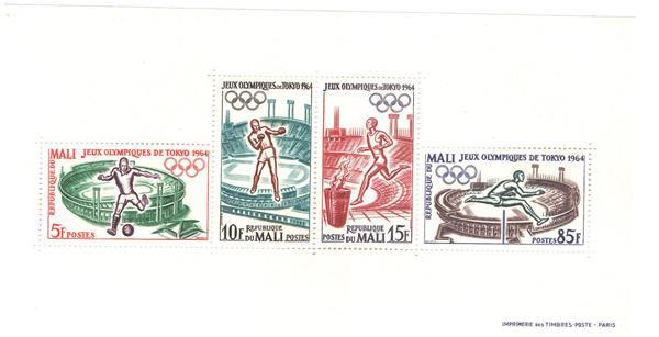 1964 Mali