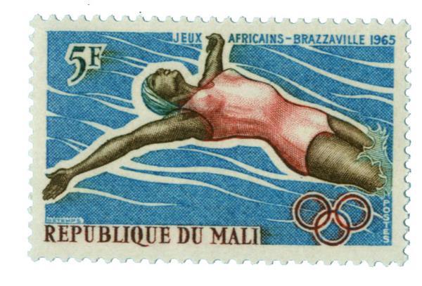 1965 Mali