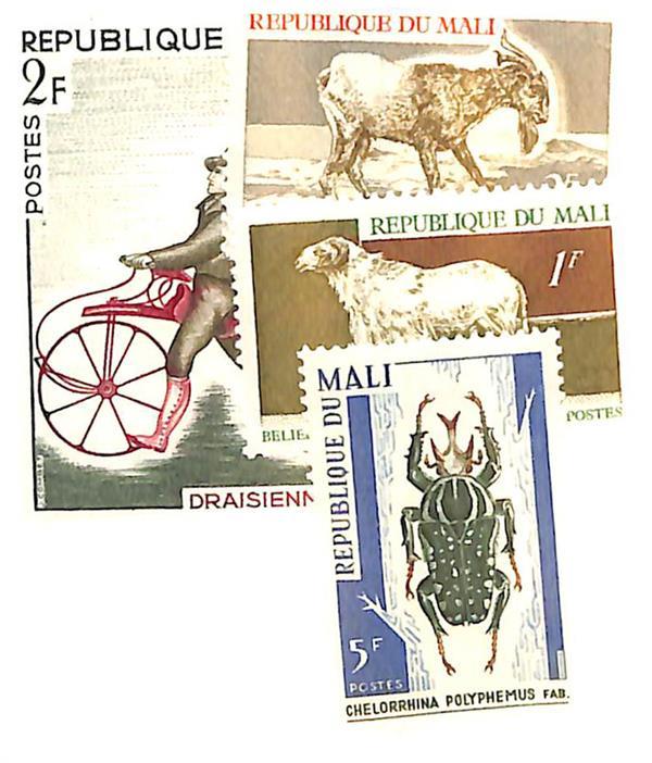 1968-69 Mali