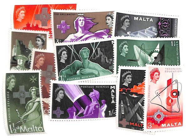 1957-59 Malta