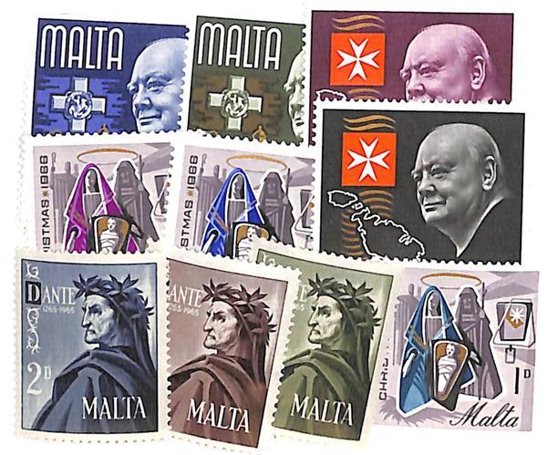 1965-66 Malta