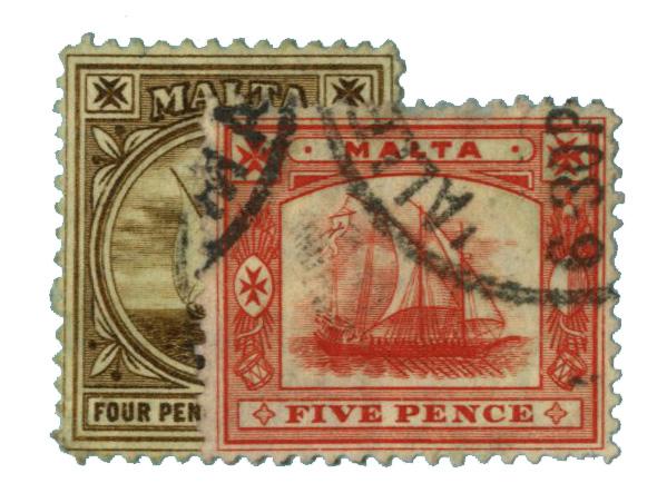 1904-05 Malta