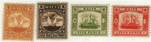 1904-11 Malta