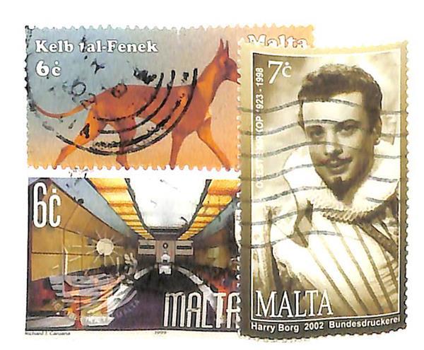 1999-2002 Malta