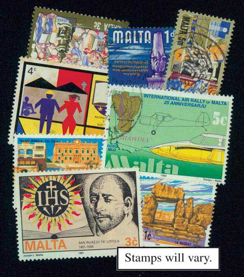 Malta set of 50