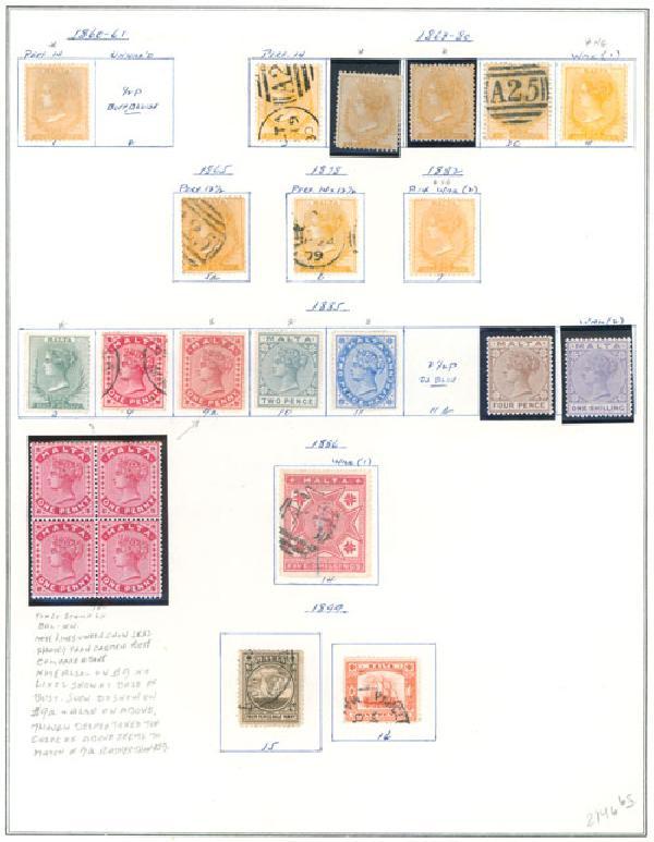 1860-99 Malta