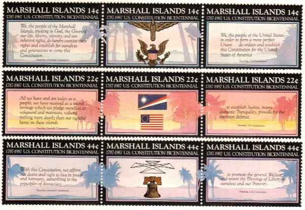 1987 Marshall Islands