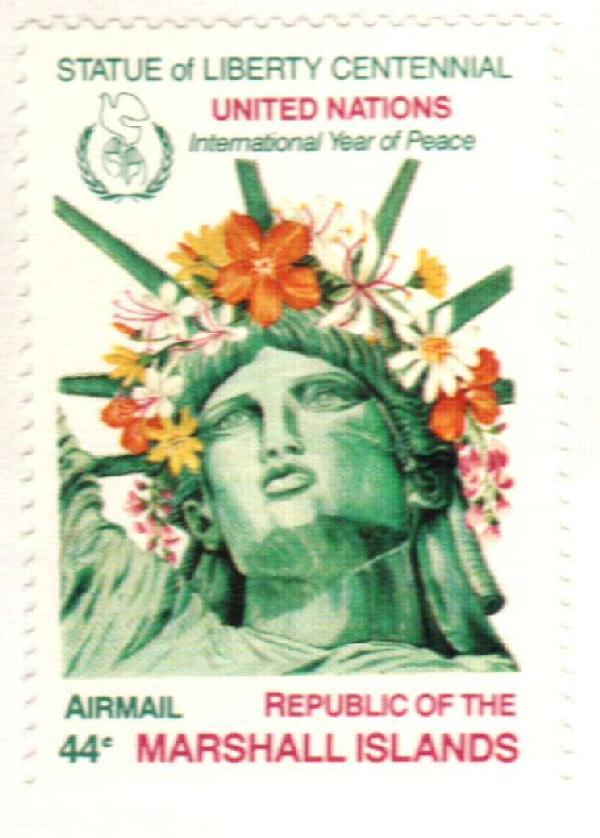 1986 Marshall Islands