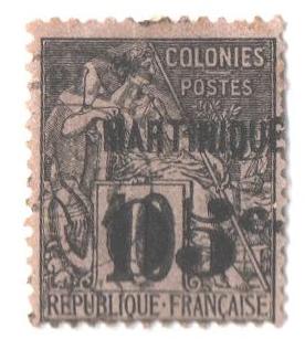 1890 Martinique