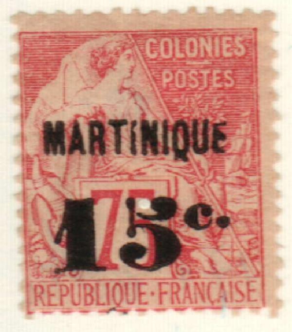 1891 Martinique