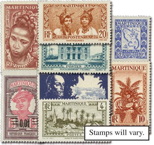Martinique, 200v