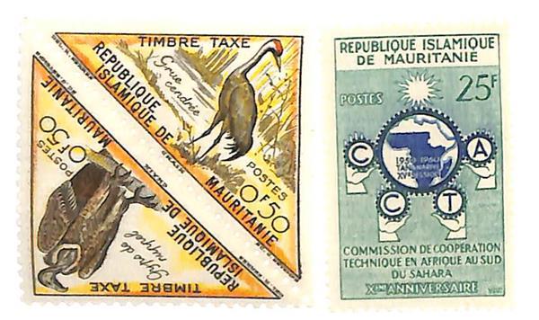 1960-63 Mauritania