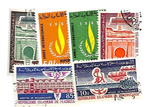 1965-68 Mauritania