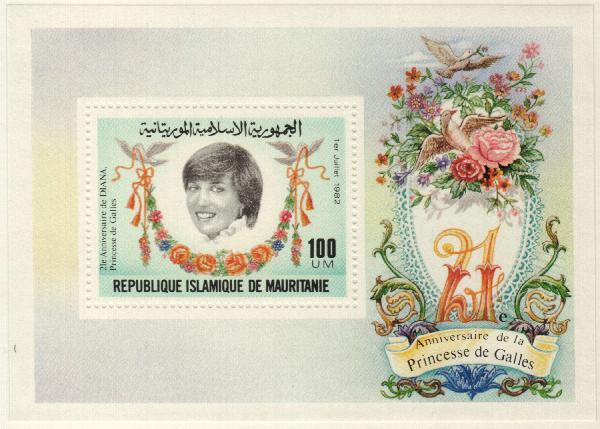 1982 Mauritania