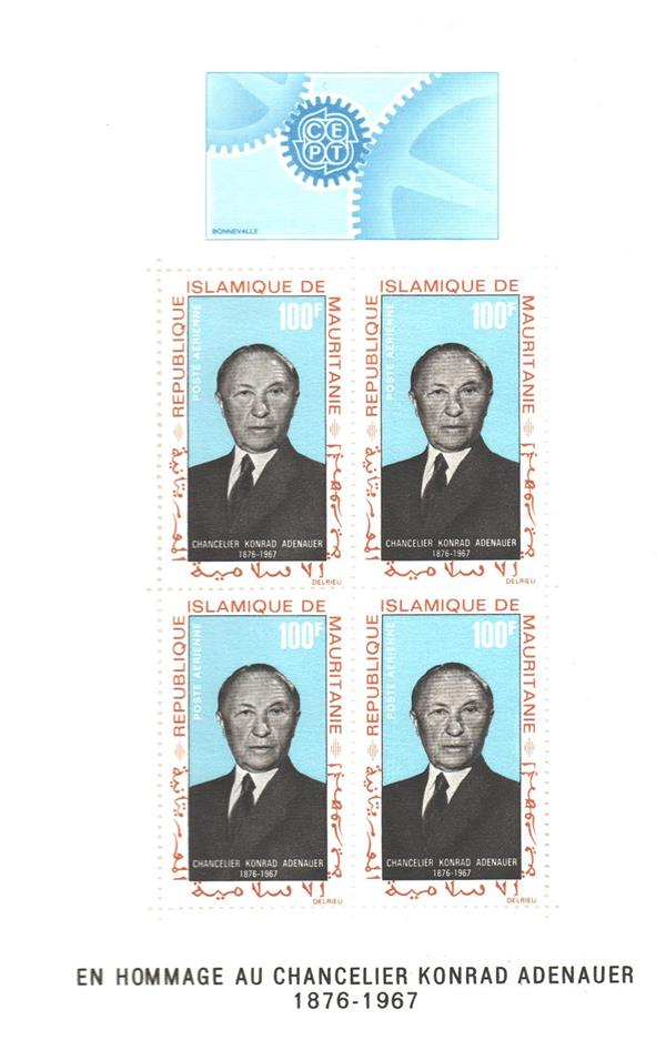 1968 Mauritania