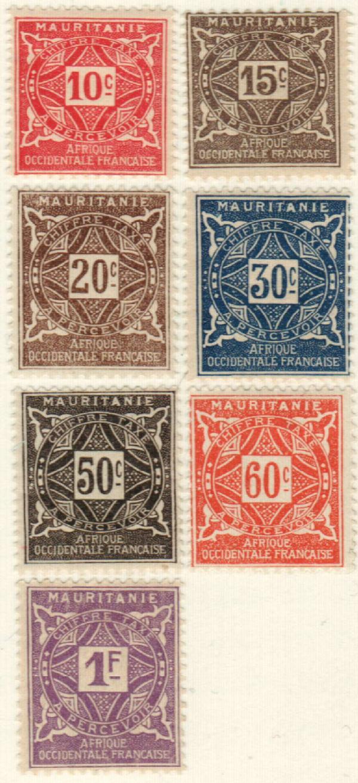 1906-07 Mauritania