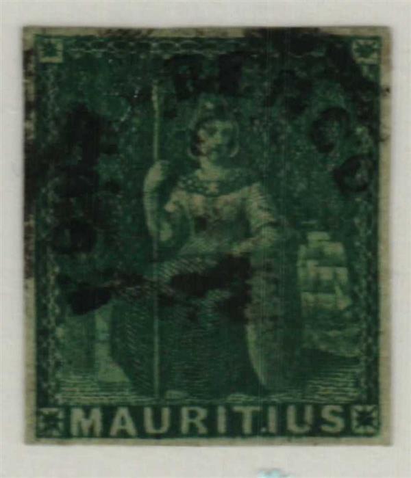 1858 Mauritius