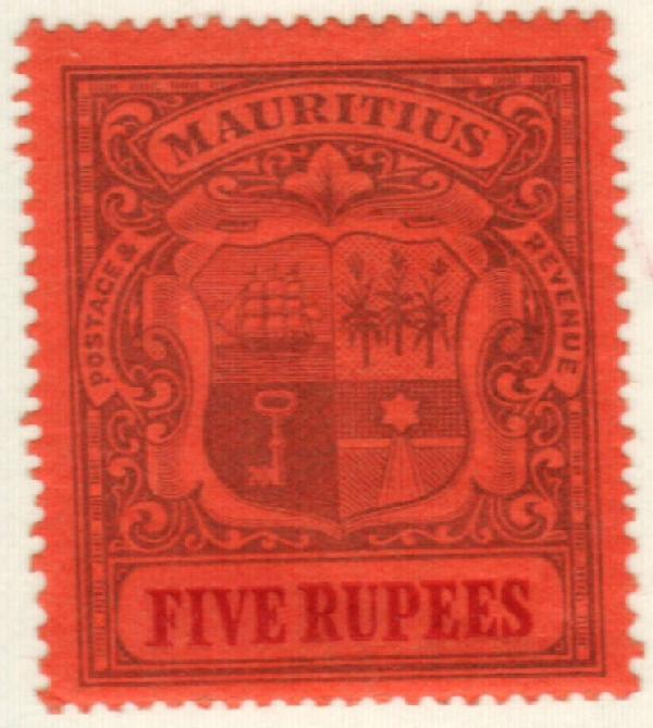 1902 Mauritius