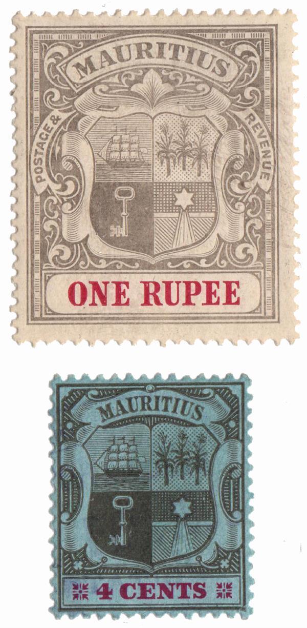 1904-07 Mauritius