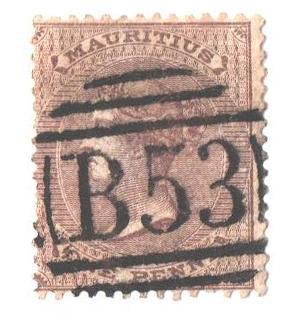1860 Mauritius