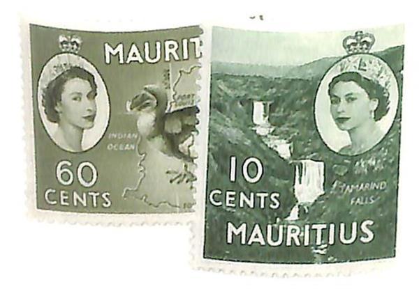 1953-54 Mauritius