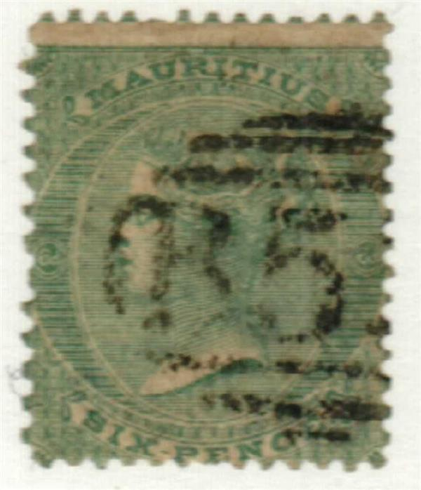 1862 Mauritius