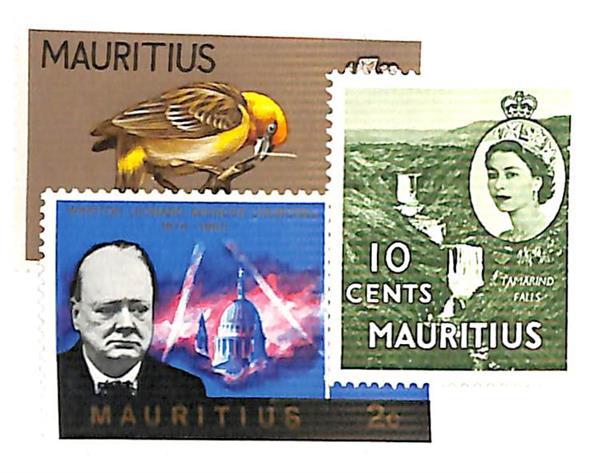 1964-66 Mauritius