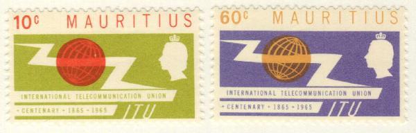 1965 Mauritius