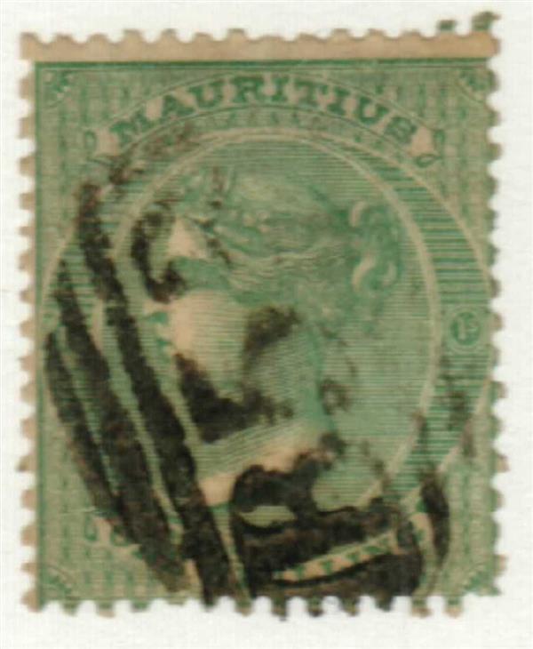 1863 Mauritius