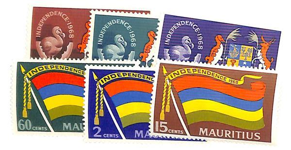1968 Mauritius