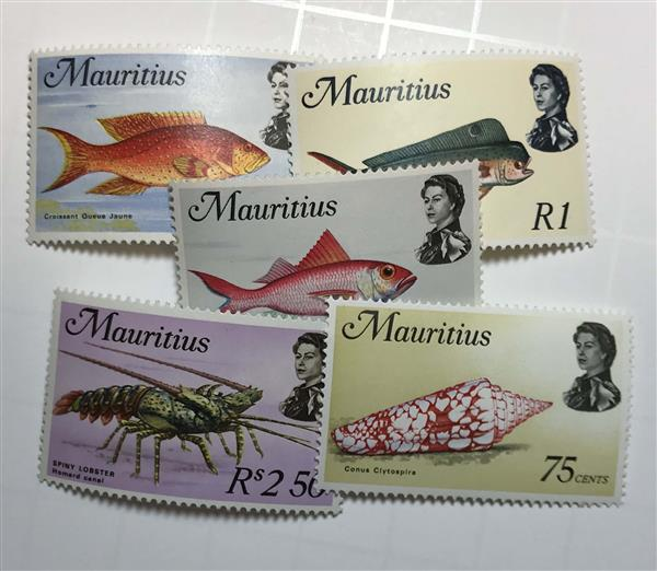 1975-77 Mauritius