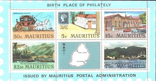 1970 Mauritius