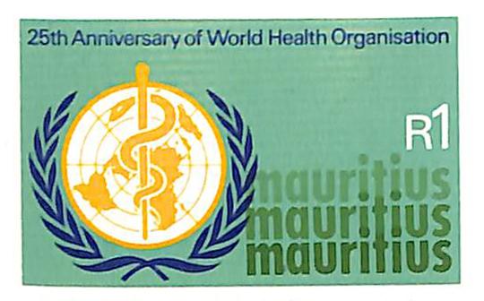 1973 Mauritius