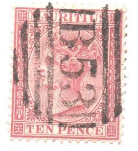 1872 Mauritius