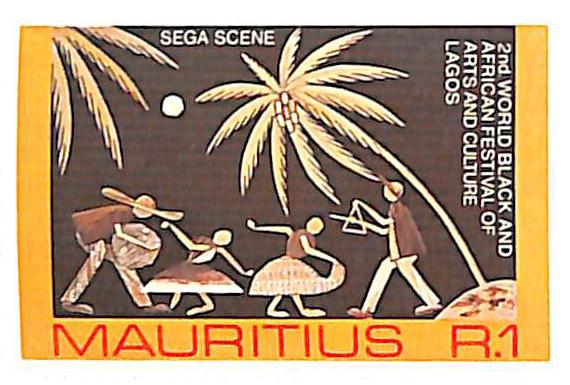 1977 Mauritius