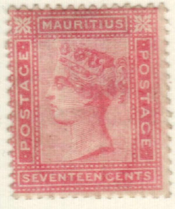 1880 Mauritius