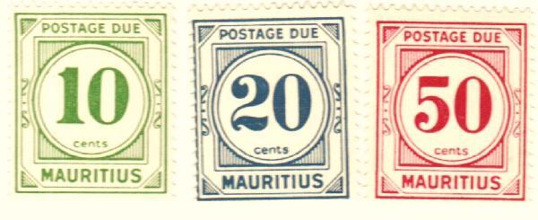1966-68 Mauritius